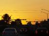 Tellahassee im Sonnenuntergang