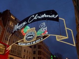 der kotzende Weihnachtsmann