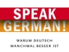 Wolf Schneider - Speak German
