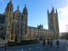 Westminster - Das Parlamentsgebäude der Briten in England
