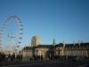 Blick zum London Eye