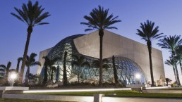Dali Museum in St. Petersburg (Florida)